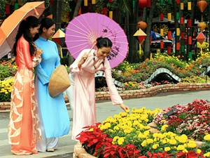 Ao Dai for New Year or Tet
