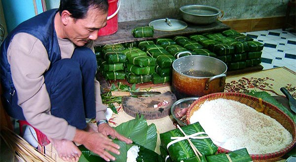 Vietnamese New Year Food - Vietnamese Culture and Tradition